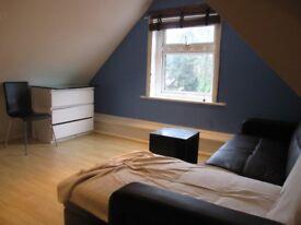 studio flat in Walton -on - thames surrey electric & water inc