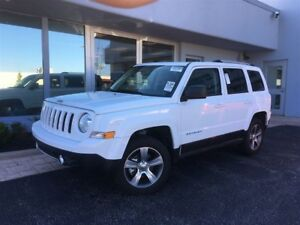 2016 Jeep Patriot HIGH ALTITUDE LEATHER