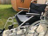 Self propelling manual wheelchair 'daycare'