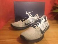 Nike Free 4.0 Flyknit Running Trainers Men's Size 10.5