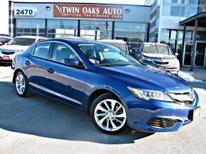 2017 Acura ILX TECH PACKAGE | NAVI | COLLISON WARNING | LOADED
