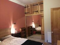 Warm and quiet 1 bedroom flat on Wardlaw Place, £550pm