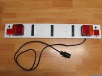 Trailer Light Board
