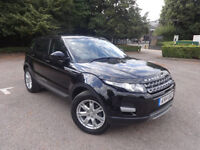 Land-Rover Range Rover Evoque Sd4 Pure Auto Diesel 0% FINANCE AVAILABLE