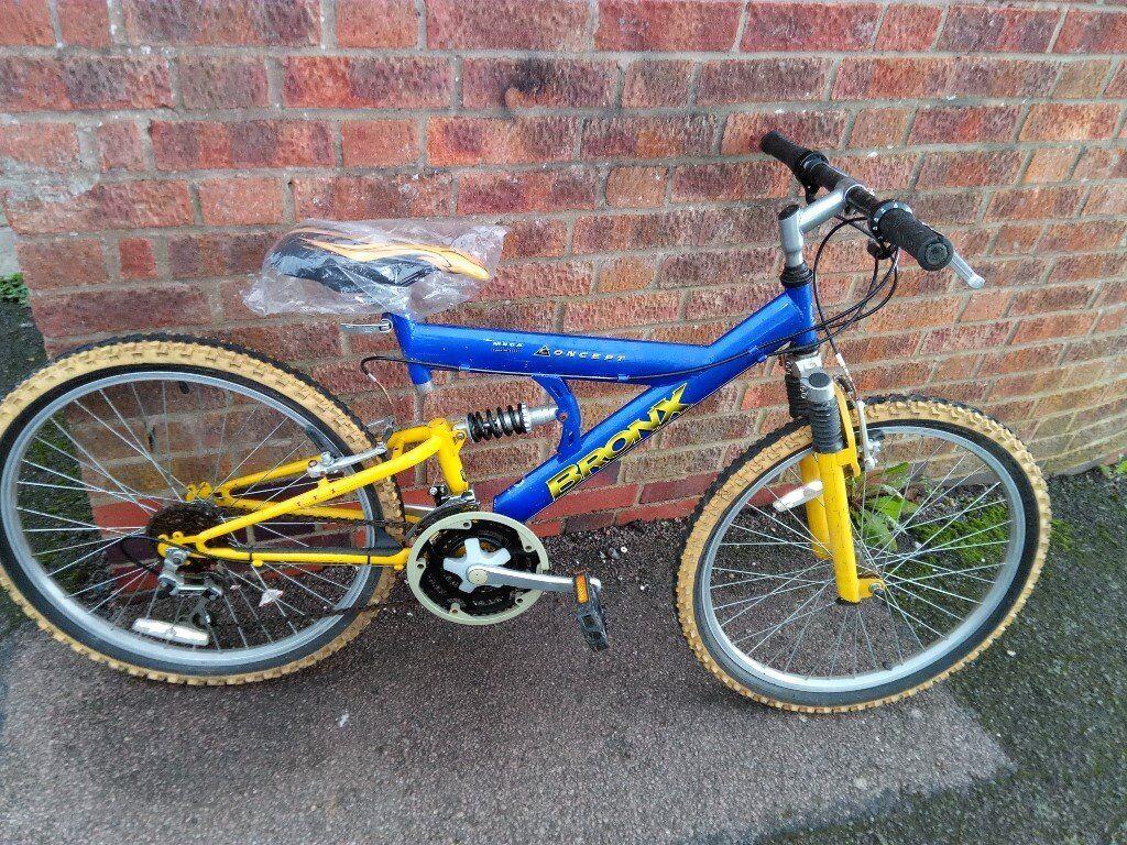 "bronx concept bike 24"" wheels"