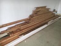 Pine T&G flooring