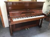 PART EXCHANGE TO CLEAR - Heitzmann, Berlin Upright Piano - CAN DELIVER
