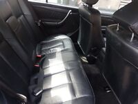 Automatic Mercedes C Class with black leather 10 months mot ,good condition px options available