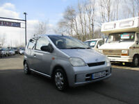 2003 Automatic Daihatsu Charade 1.0 EL 3dr comes with 12 months mot drives excellent