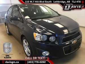 Used 2016 Chevrolet Sonic Sdn LT Auto-Remote Start, Heated Seats