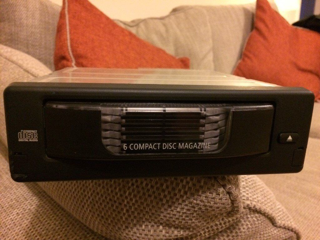 Genuine BMW 6 CD Changer E60 E61 | in Market Harborough, Leicestershire |  Gumtree