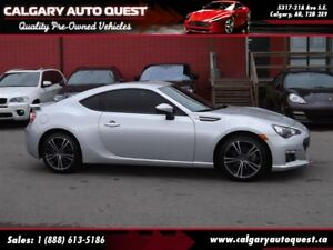 2013 Subaru BRZ Sport-tech COUPE/NAVIGATION/6-SPEED MANUAL