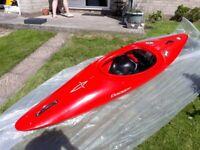 New Dagger RPM kayak - Surface scratches from storage for sale  Bridgend