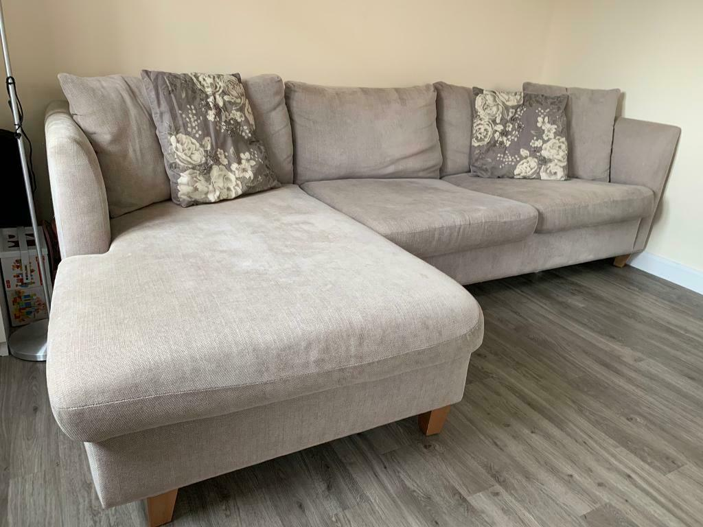 L Shaped sofa bed with storage   in Norwich, Norfolk   Gumtree