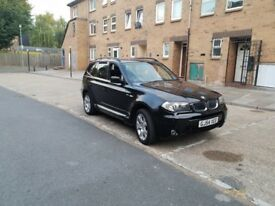 BMW X3 M Sport Automatic Low Mileage For Sale Or Px Mercedes / Audi / Bmw / Golf / Vw / Ford fiesta
