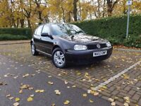 VW GOLF 1.9 TDI MATCH-Pd 1 YEAR MOT IN PERFECT CONDITION