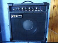 VOX Venue (Lead 30) Guitar Amp.