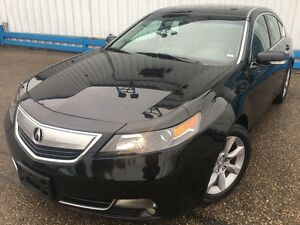 2012 Acura TL *LEATHER-SUNROOF*