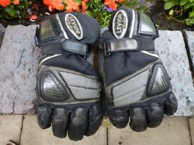 Motorcycle gloves Levior