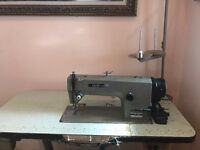 Brother Industrial sewing machine in good condition.