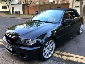 bmw 325ci sport convertible 2003 manual face lift model
