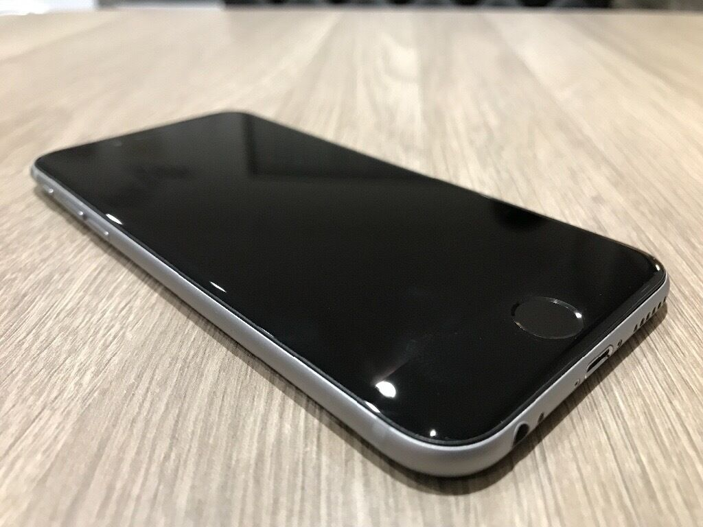 iPhone 6, 64 Gb, Space Grey (EE Network)