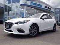2015 Mazda MAZDA3 GX-BLUETOOTH-AUDIO CONTROL-PUSH BUTTON START