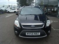 2009 59 FORD KUGA 2.0 TITANIUM TDCI AWD 5d 134 BHP **** GUARANTEED FINANCE **** PART EX WELCOME ****