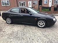 2003 ALFA 156 2.4 TURBO DIESEL REMAPPED VERY FAST FAULTLESS 11 MONTHS MOT no px no swaps