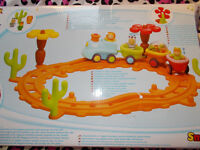 MUSICAL TRAIN AGE +12 MONTHS OLDS,VGC