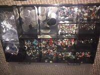 Floating Lockets and charms job lot