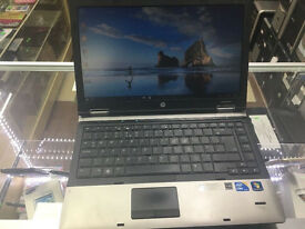 HP COMPAQ PROBOOK 6440b LAPTOP with WEBCAM, WINDOWS 10. WIRELESS READY. 14.1""