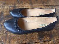 Bocage: Flats - Size 5 - Black