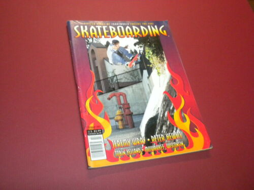 TRANSWORLD SKATEBOARDING magazine 1997 February SKATEBOARD