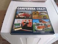 CAMPERVAN CRAZY BOOK