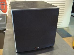 POLK AUDIO -- SUBWOOFER ACTIF 100 WATTS -- 263825