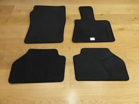 BMW X3 (F25) TAILORED VELOUR CARPET MATS