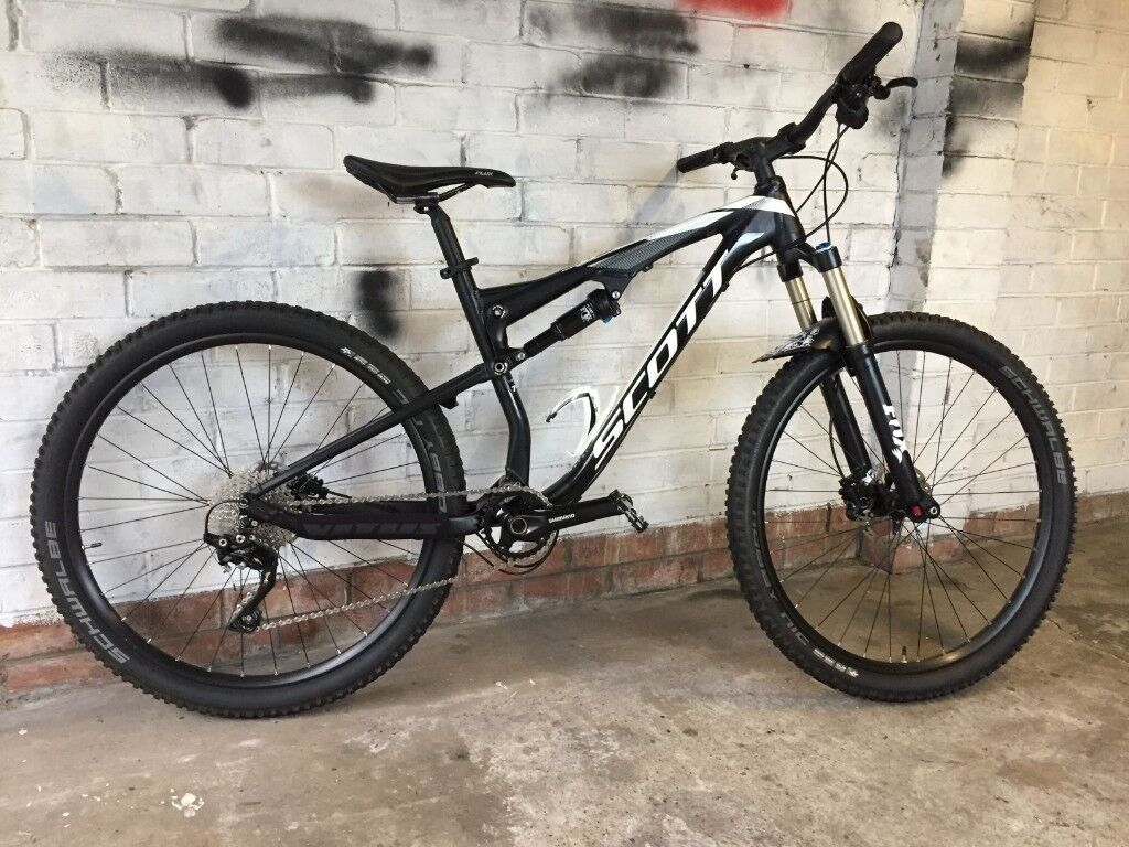 4f648cfbe9a Scott Spark 740 2014 Full Suspension Mountain Bike | in Redcar ...