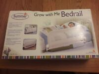 grow with me bed rail never used brand new, collect from ashford kent