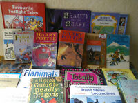 Job lot, Children Books (Enid Blyton, Harry Potter and other authors)
