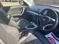 2010 60 BMW 1 SERIES 2.0 118D SPORT 5d 141 BHP***GUARANTEED FINANCE***PART EX WELCOME***