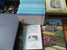 12 Winnie Pooh Mini Books