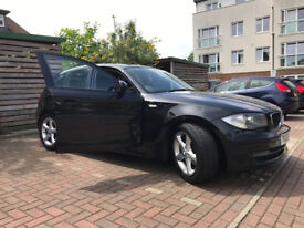BMW 1 series,2.0 SE 5DR,2009, diesel,manual,right hand drive