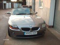 BMW Z4,CONVERTIBLE,2005