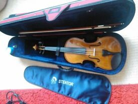 Stentor II Violin Outfit 4/4