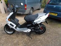 peugeot speedfight 2 50cc scooter