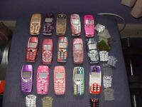 Collection of Nokia Phone covers