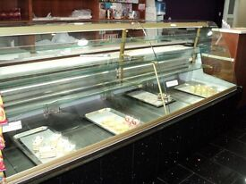 Bakery Serve over 3m long