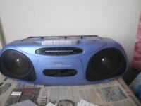 Bush Stereo Radio Cassette Recorder