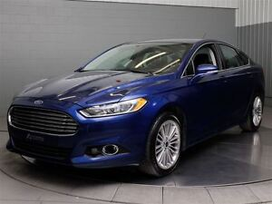 2015 Ford Fusion SE ECOBOOST MAGS CUIR NAVI